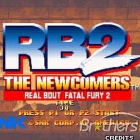 Real Bout Fatal Fury 2: The Ne is listed (or ranked) 6 on the list The Best Neo Geo Fighting Games