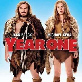 Year One is listed (or ranked) 15 on the list The Best Jack Black Movies