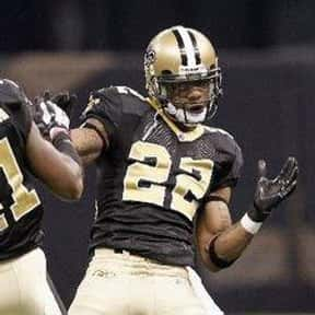 Tracy Porter is listed (or ranked) 1 on the list The Best New Orleans Saints Cornerbacks Of All Time