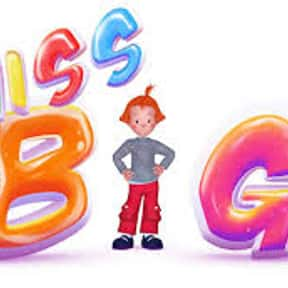 Miss BG is listed (or ranked) 12 on the list The Best Cartoonito TV Shows