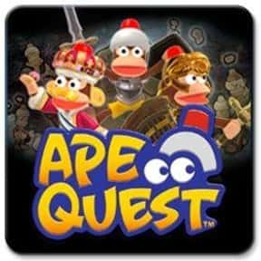 Ape Quest is listed (or ranked) 14 on the list List of All Role-playing Games