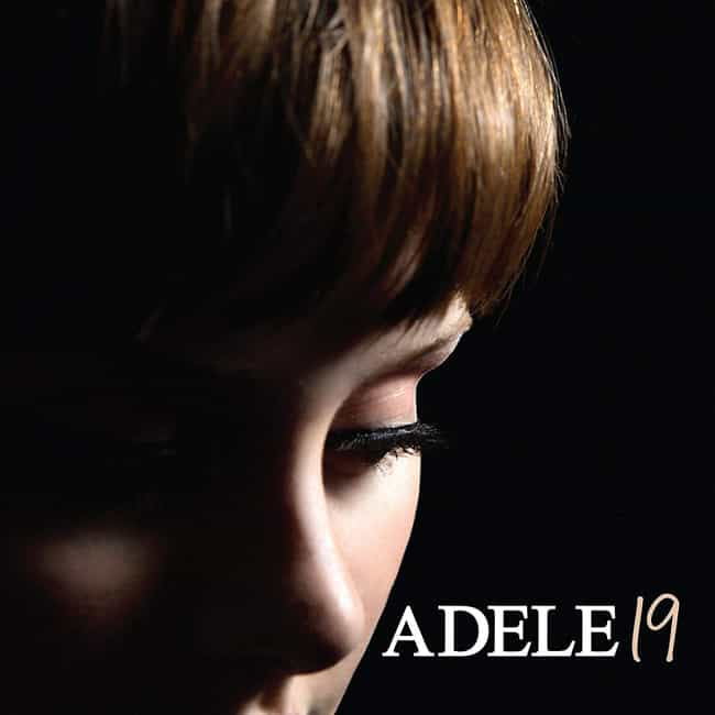 19 is listed (or ranked) 3 on the list The Best Adele Albums, Ranked