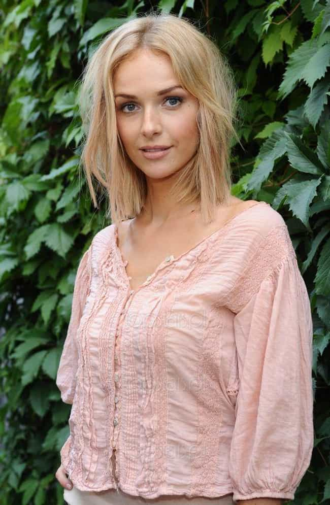 Magdalena Mielcarz is listed (or ranked) 3 on the list Hottest Polish Models