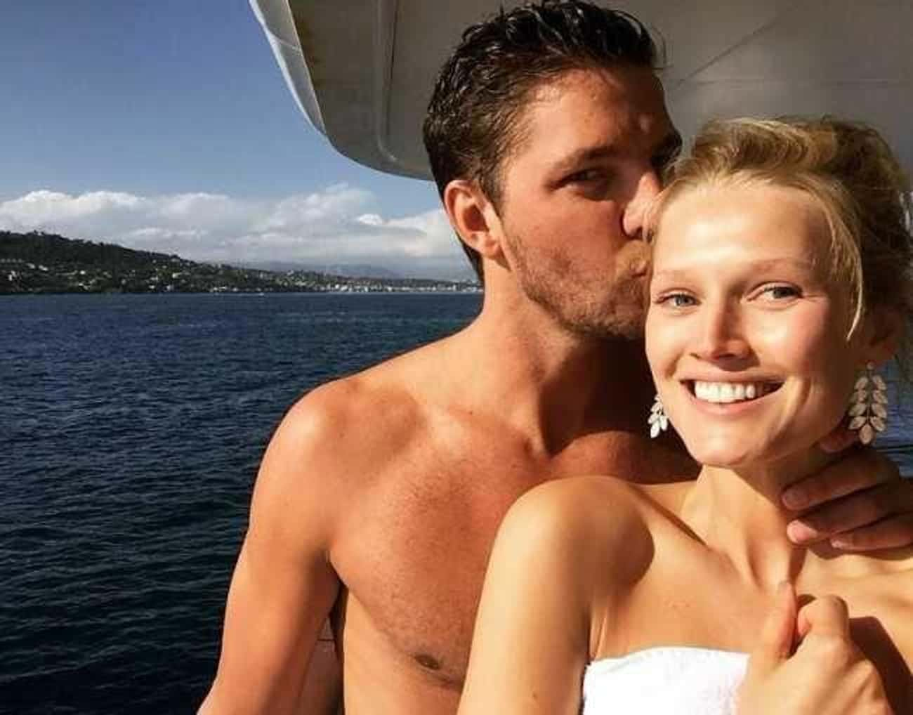 Chandler Parsons is listed (or ranked) 3 on the list All The Famous Actors Toni Garrn Has Dated