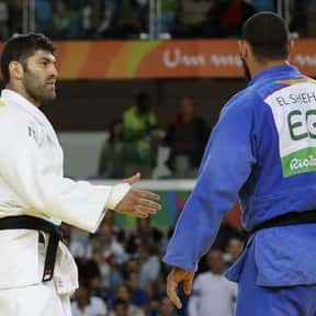 Islam El Shehaby Refusing to Shake Hands with Israeli Opponent