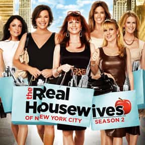 The Real Housewives of New Yor is listed (or ranked) 4 on the list TV Shows That Should Be Canceled