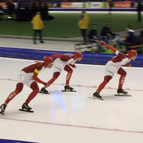 Ted Jan Bloemen is listed (or ranked) 6 on the list The Best Olympic Athletes in Speed Skating