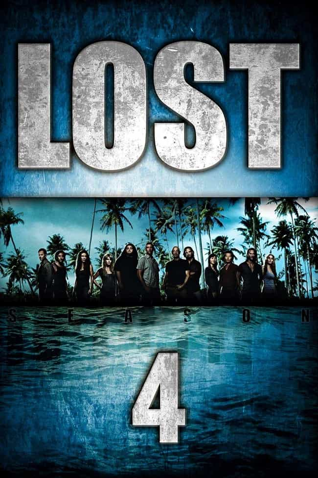 Lost - Season 4 is listed (or ranked) 4 on the list The Best Seasons of 'Lost'