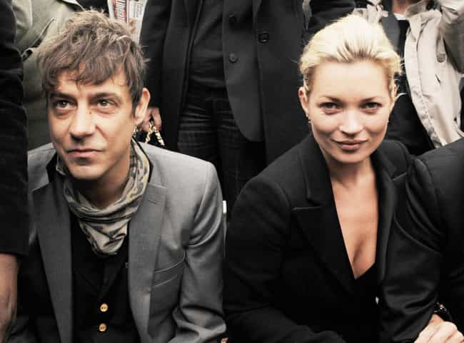 Jamie Hince is listed (or ranked) 3 on the list 26 Rock Stars Who Married Supermodels