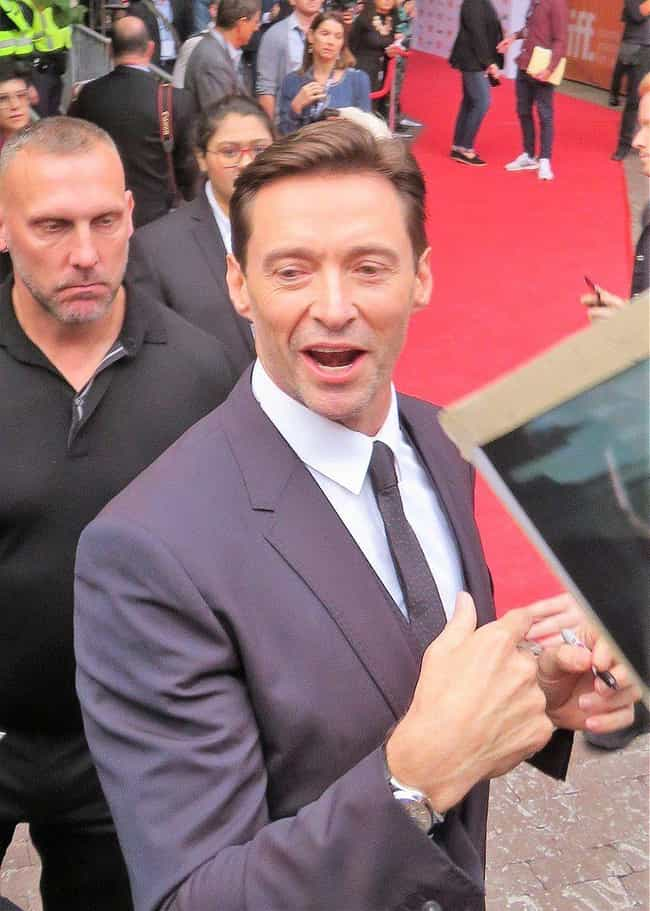 Hugh Jackman is listed (or ranked) 2 on the list Famous Actors Who Were Almost James Bond