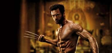 Hugh Jackman - Wolverine is listed (or ranked) 1 on the list The 25 Greatest Superhero Movie Performances Of All Time