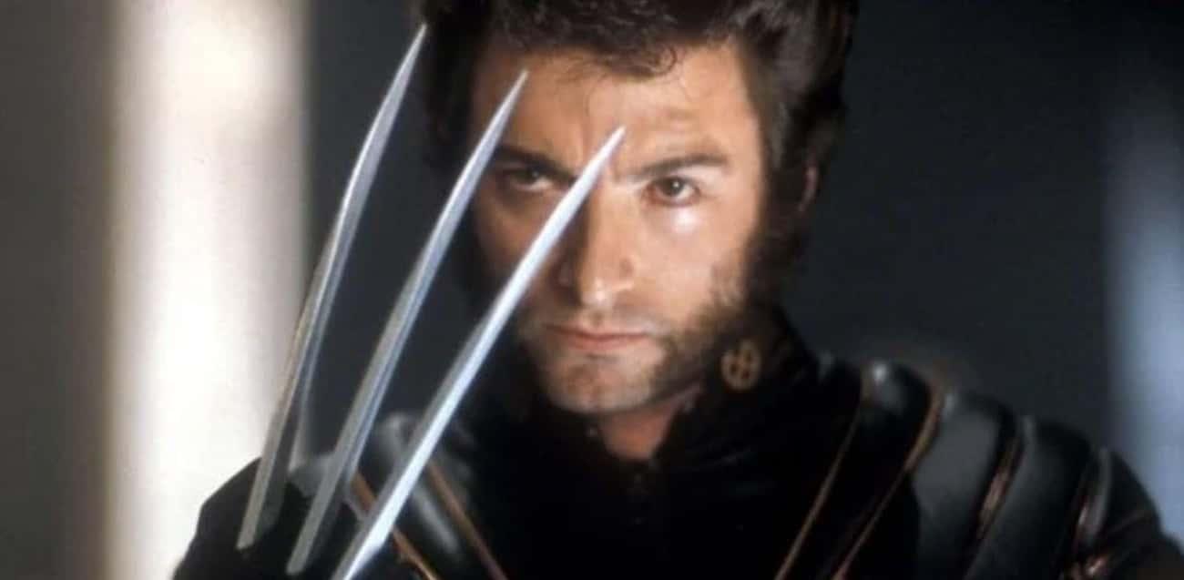 Hugh Jackman In 'X-Men'