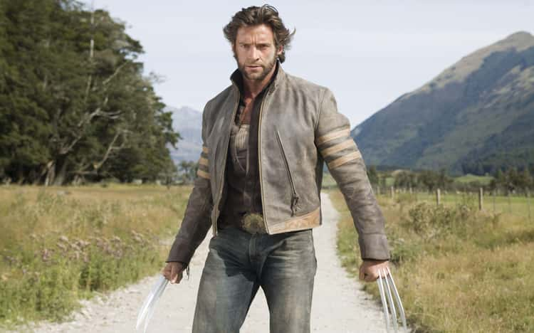 Hugh Jackman, 'X-Men' Franchise