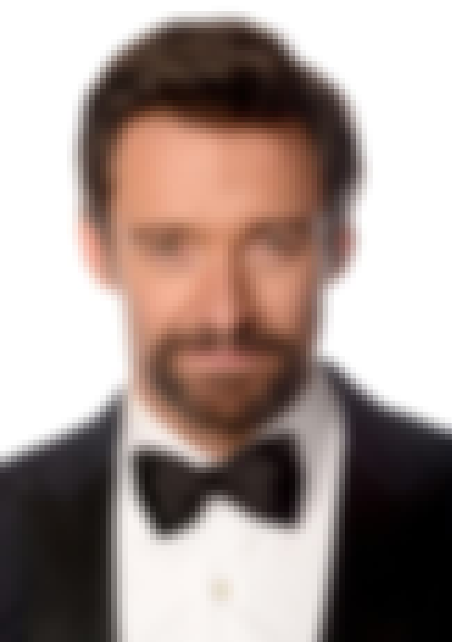 Hugh Jackman is listed (or ranked) 1 on the list Hottest Hairy Guys