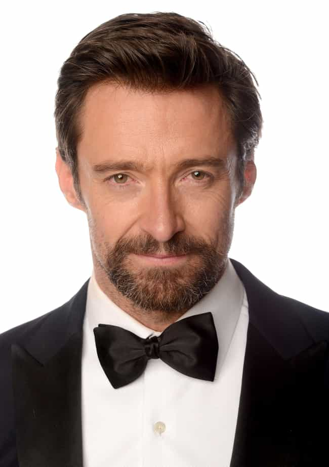 Hugh Jackman is listed (or ranked) 4 on the list Famous Male Television Producers