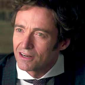 Hugh Jackman is listed (or ranked) 7 on the list 2018 Golden Globe Nominees For Best Leading Actor