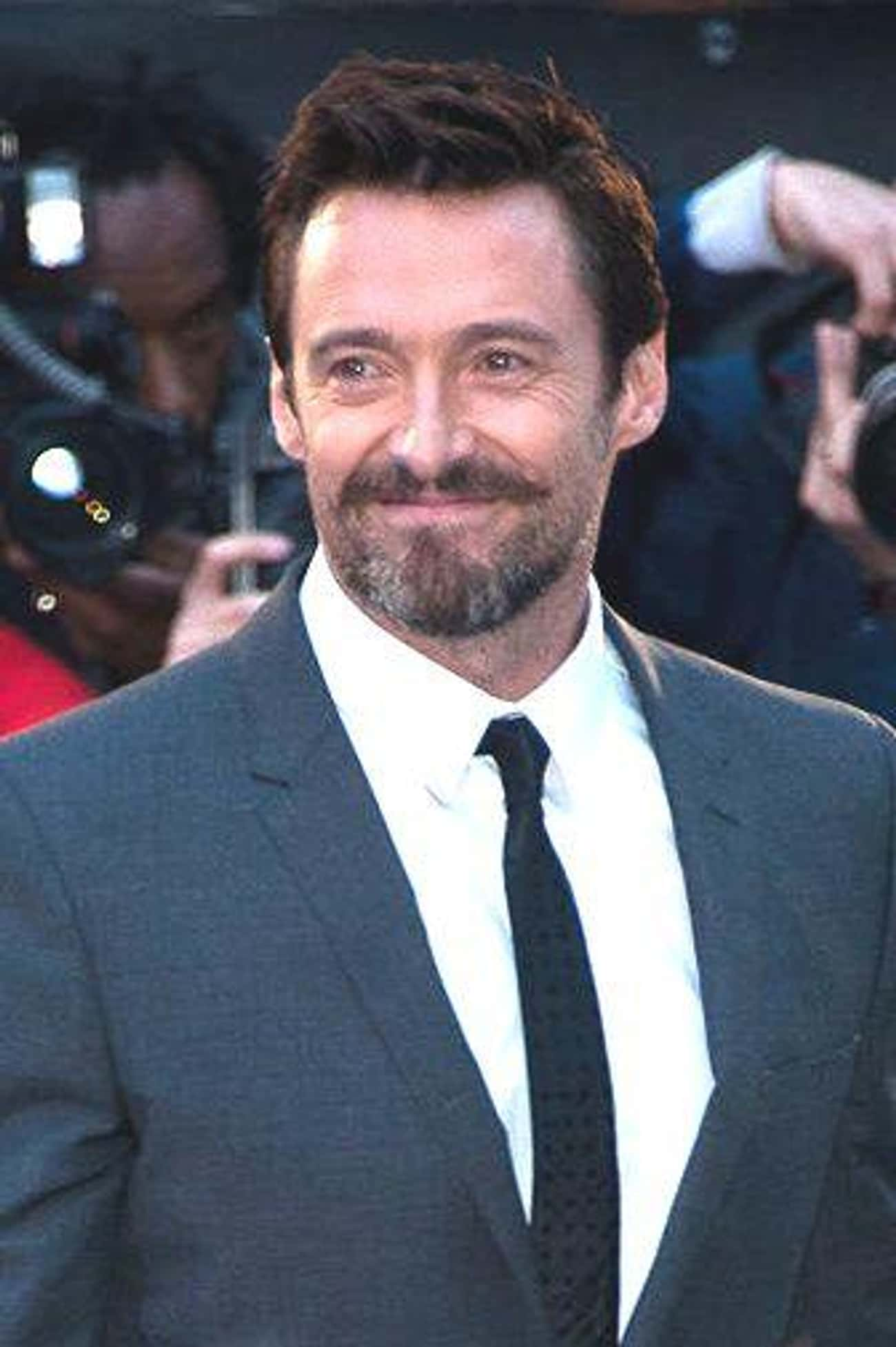 Hugh Jackman is listed (or ranked) 1 on the list 25+ Celebrities Who Survived Cancer