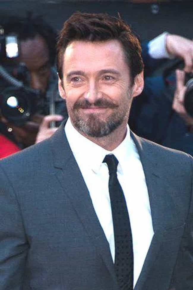 Hugh Jackman is listed (or ranked) 1 on the list 45+ Celebrities Who Survived Cancer