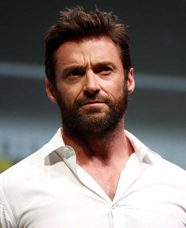 Hugh Jackman is listed (or ranked) 2 on the list The Hottest Actors in 2013 Movies