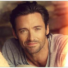 Hugh Jackman is listed (or ranked) 17 on the list The Greatest Actors & Actresses in Entertainment History
