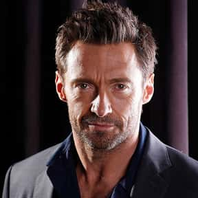 Hugh Jackman is listed (or ranked) 7 on the list The Best (Male) Actors Working Today