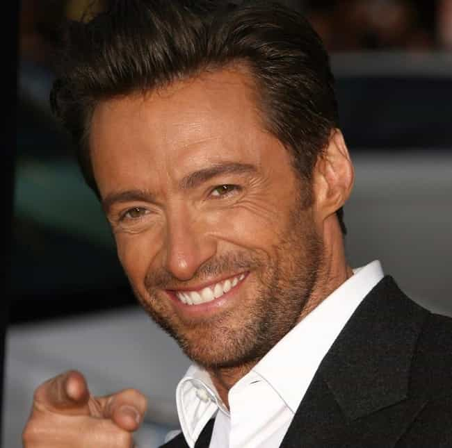 Hugh Jackman is listed (or ranked) 3 on the list The Top 10 Highest Paid Actors of 2013
