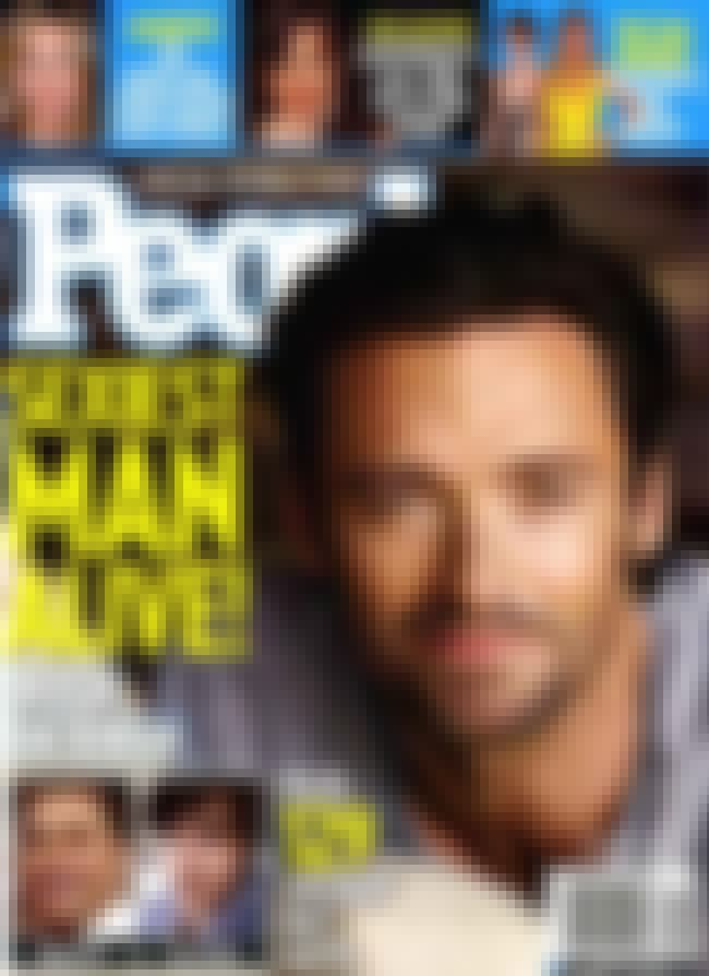 Hugh Jackman is listed (or ranked) 3 on the list The Most Handsome People Magazine's Sexiest Man Winner