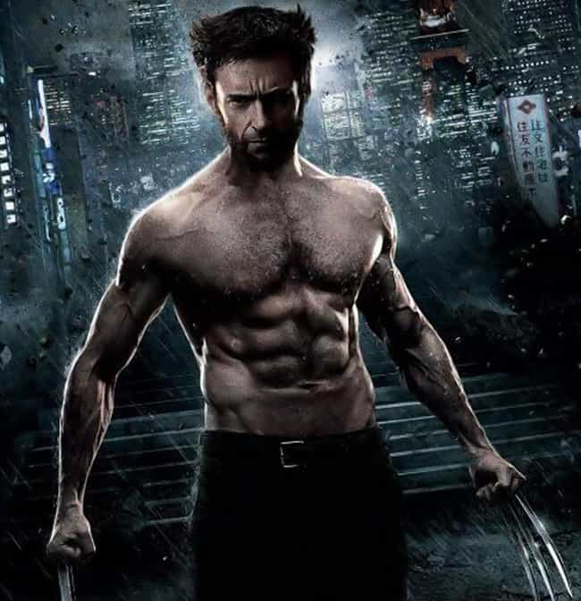 Hugh Jackman is listed (or ranked) 2 on the list The Best Marvel Superhero Movie Actors