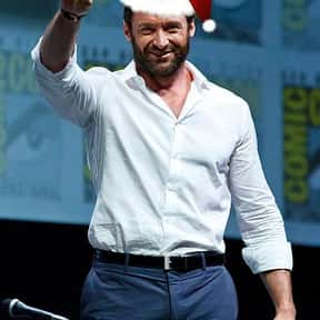 Hugh Jackman is listed (or ranked) 5 on the list Male Celebrities You'd Want Under Your Christmas Tree