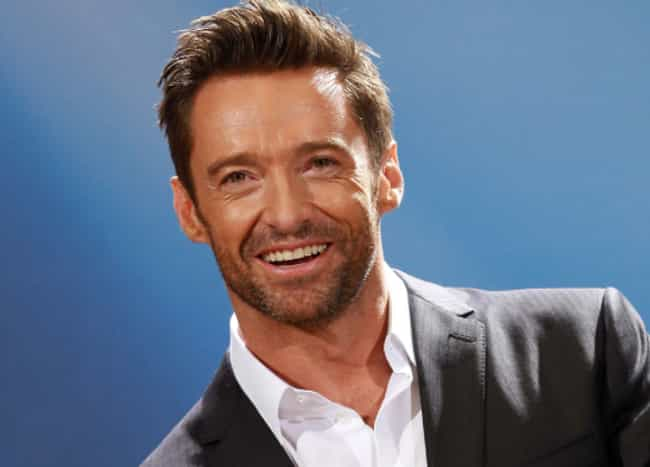 Hugh Jackman is listed (or ranked) 3 on the list Celebrities Who Had Weird Jobs Before They Were Famous
