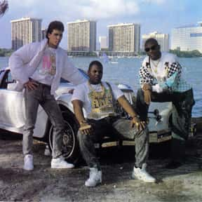 MC ADE is listed (or ranked) 15 on the list The Best Miami Bass Groups/Artists