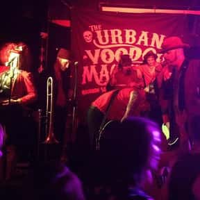 The Urban Voodoo Machine is listed (or ranked) 13 on the list The Best Gypsy Punk Bands