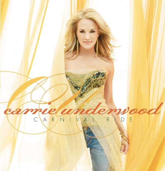 Carnival Ride is listed (or ranked) 3 on the list The Best Carrie Underwood Albums, Ranked