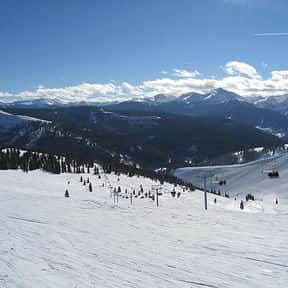 Vail is listed (or ranked) 4 on the list The Best Winter Destinations
