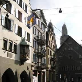 Zurich - 47°22'N is listed (or ranked) 17 on the list All Global Cities, Listed North to South