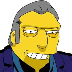 Fat Tony is listed (or ranked) 18 on the list The Greatest Mobsters & Gangster of Film and TV