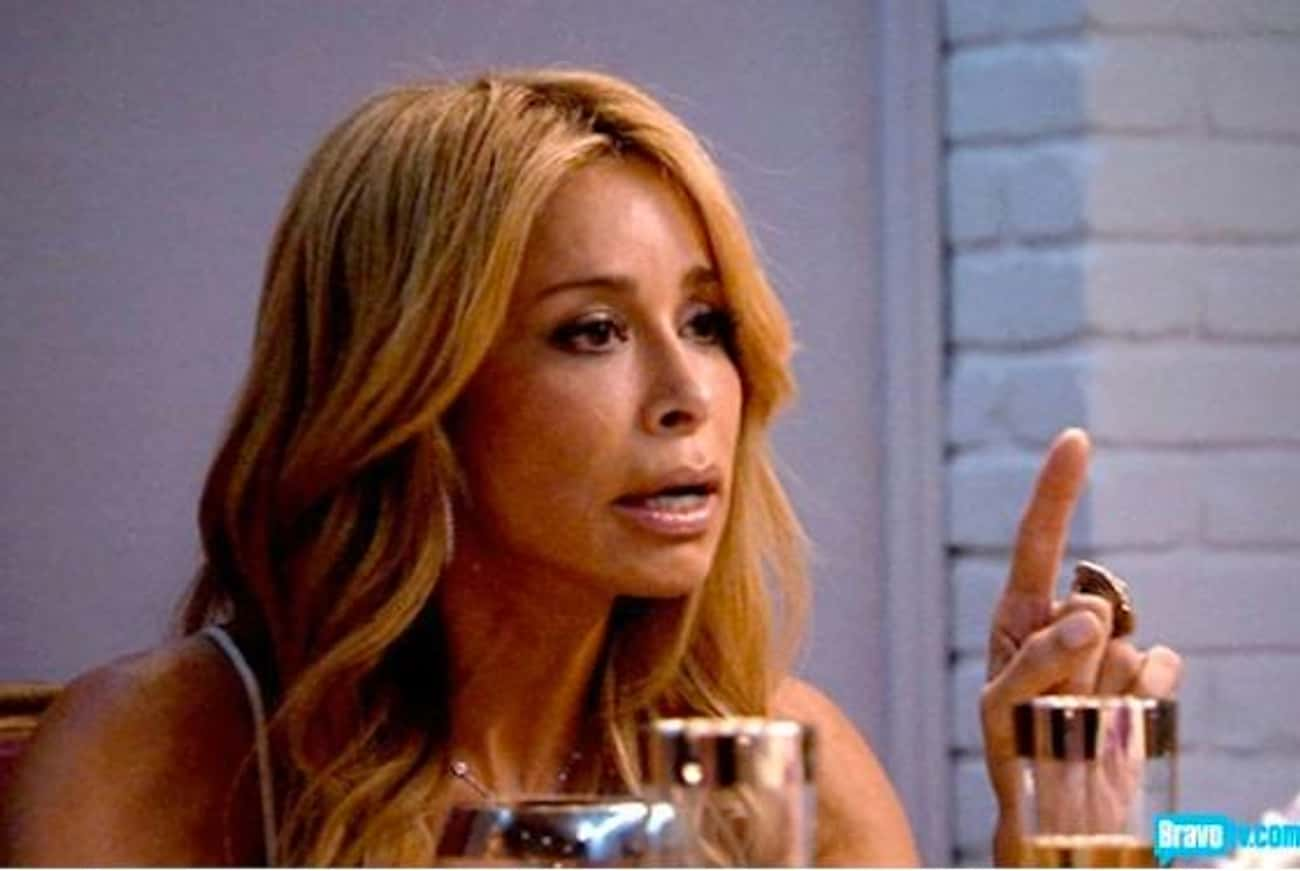 Faye Resnick is listed (or ranked) 3 on the list The Most Obvious Celebrity Plastic Surgery