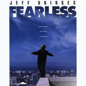 Fearless is listed (or ranked) 1 on the list The Best Movies About PTSD
