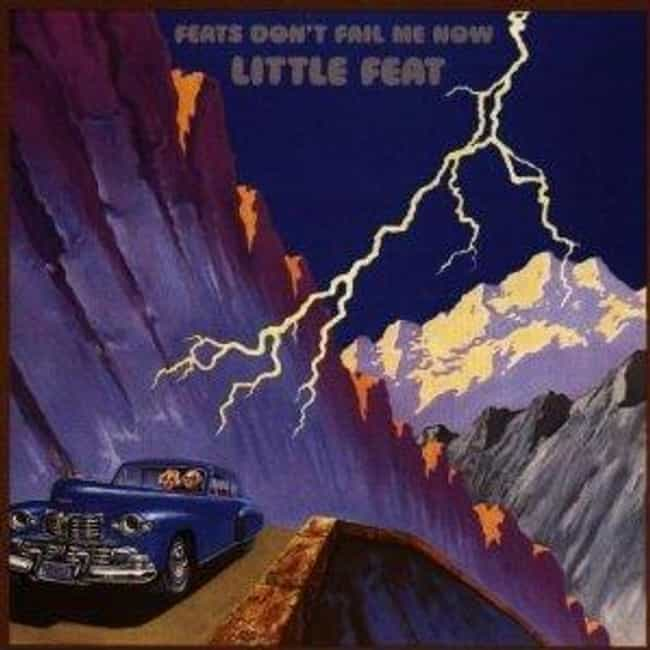 Feats Don't Fail Me Now ... is listed (or ranked) 2 on the list The Best Little Feat Albums of All Time