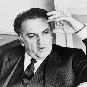 Federico Fellini is listed (or ranked) 5 on the list The Greatest Auteurs in Film History