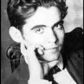 Federico García Lorca is listed (or ranked) 21 on the list The Greatest Poets of All Time