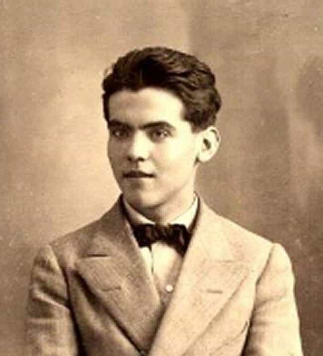 Federico García Lorca is listed (or ranked) 3 on the list Famous People Born in 1898
