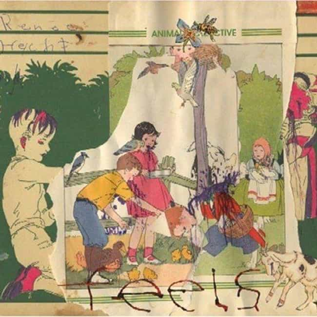Feels is listed (or ranked) 3 on the list The Best Animal Collective Albums, Ranked