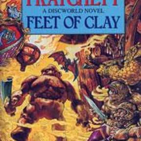 Feet of Clay is listed (or ranked) 10 on the list The Best Terry Pratchett Books