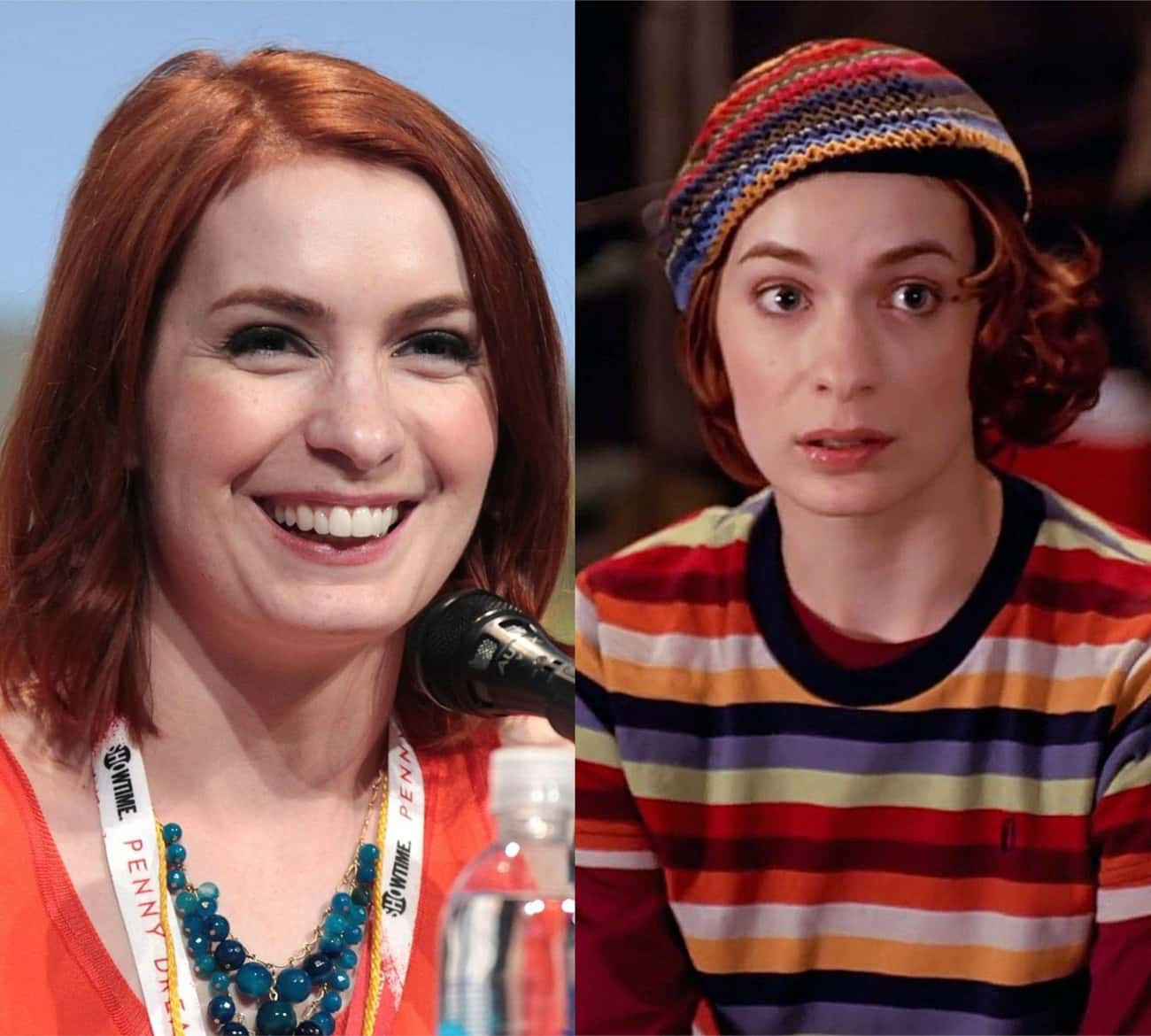 Felicia Day is listed (or ranked) 3 on the list Actors Who Guest Starred On 'Buffy the Vampire Slayer' Before They Were Famous