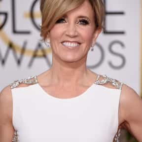 Felicity Huffman is listed (or ranked) 19 on the list TV Actors from New York
