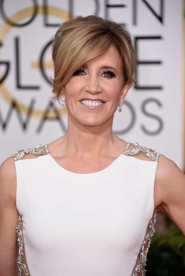 Felicity Huffman is listed (or ranked) 1 on the list Things That Were A Thing: March 2019 Edition