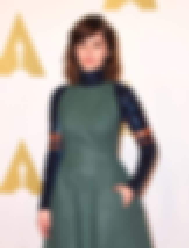 Felicity Jones is listed (or ranked) 4 on the list 30 Cool Pics from the 2015 Oscars Luncheon