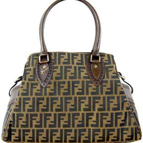 Fendi is listed (or ranked) 12 on the list The Best Purse Designers