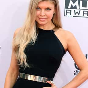 Fergie is listed (or ranked) 23 on the list The Greatest Women Rappers of All Time